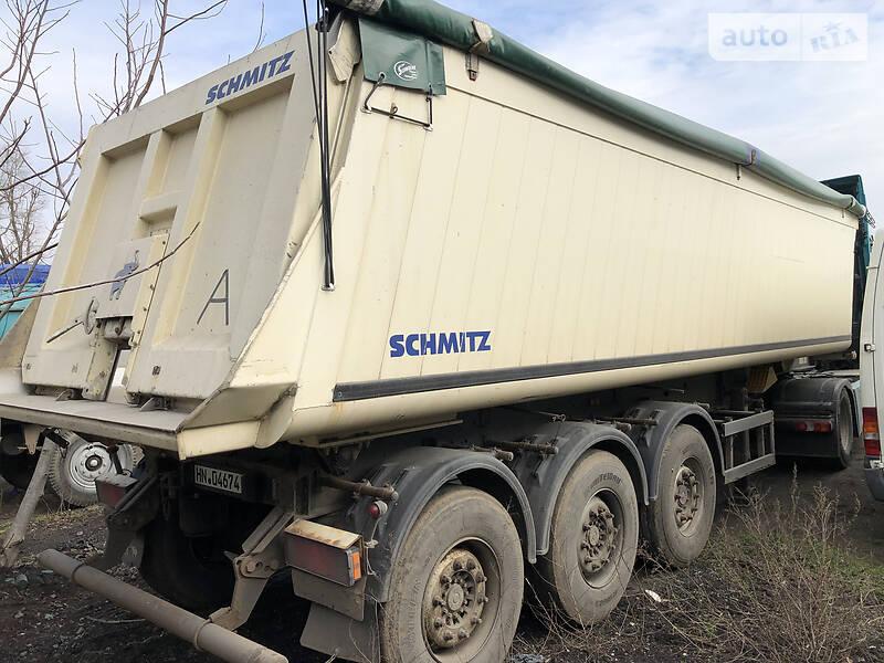 Schmitz SAF 34м3