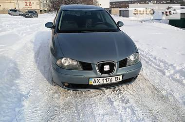 Seat Ibiza 2005 в Харькове