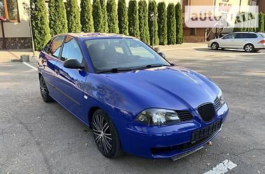 SEAT Ibiza 2004 в Тернополе