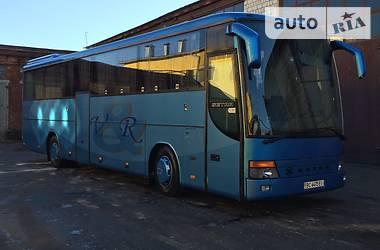 Setra 315 GT-HD 1999 в Львове