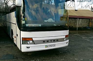 Setra 315 GT-HD 2003 в Львові