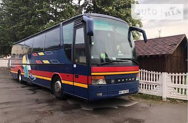 Setra 315 HD 1996 в Березному
