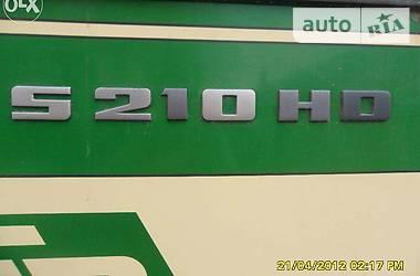 Setra S 210 HD 1991 в Черновцах