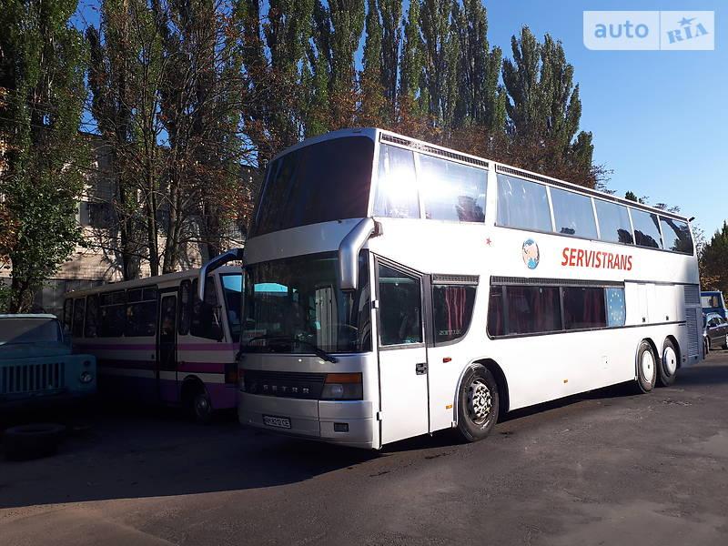 Setra S 328 1997 в Житомире