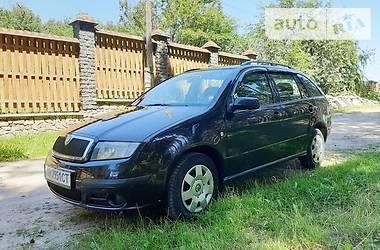 Skoda Fabia 2006 в Житомире