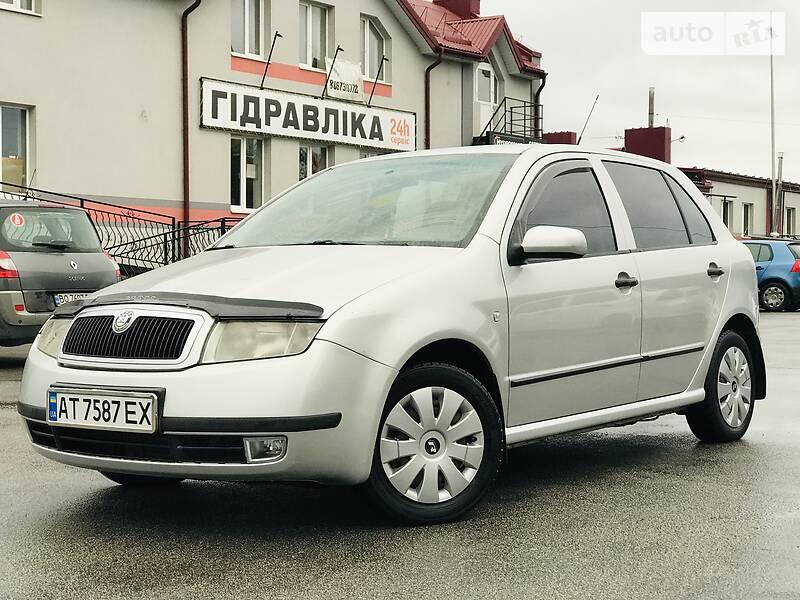 Skoda Fabia 2003 в Тернополе