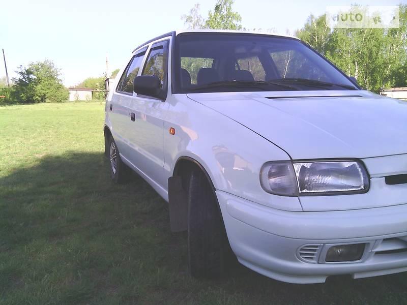 Skoda Felicia 1995 в Донецьку