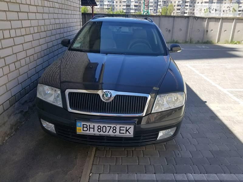 Skoda Octavia A5 2007 в Одессе
