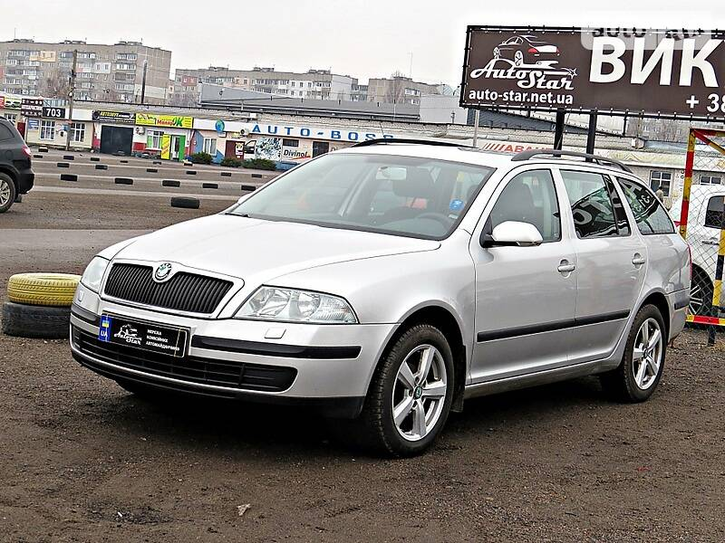 Skoda Octavia A5 2007 в Черкассах