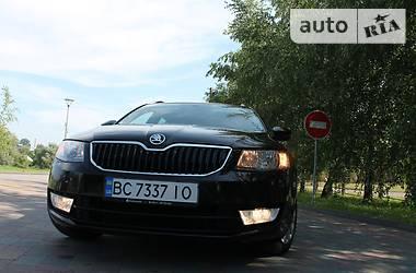 Skoda Octavia A7 2014 в Львове