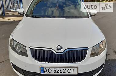 Skoda Octavia A7 2014 в Ужгороде