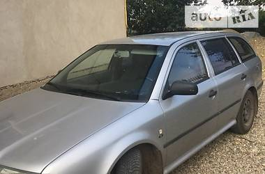 Skoda Octavia Combi 2003