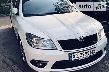 Skoda Octavia RS 2011