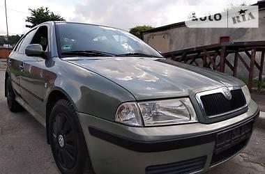 Skoda Octavia Tour 2001 в Львове