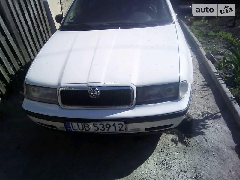 Skoda Octavia 2000 в Житомире