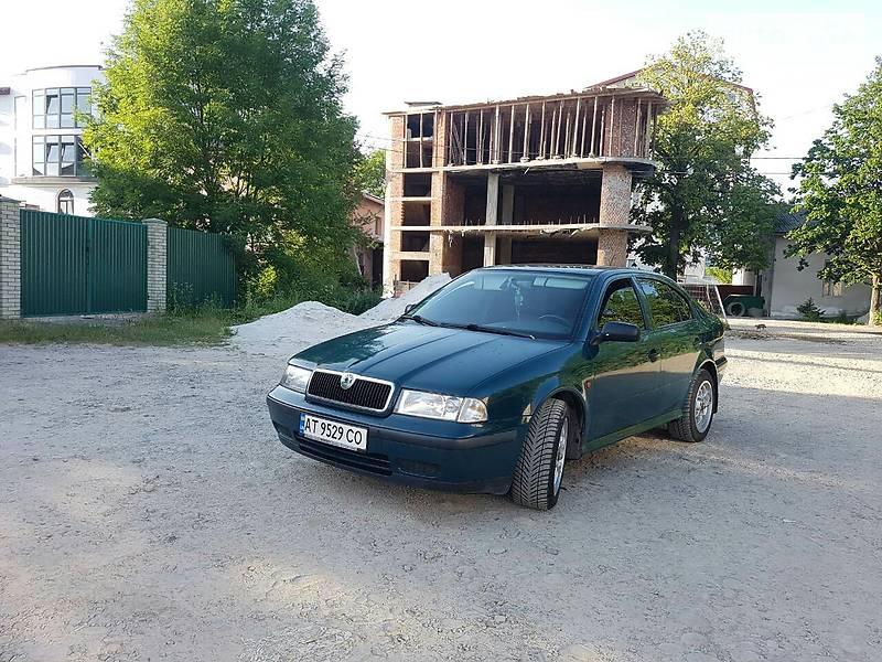 Skoda Octavia 1998 года в Ивано-Франковске