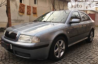 Skoda Octavia 2003 в Мукачево