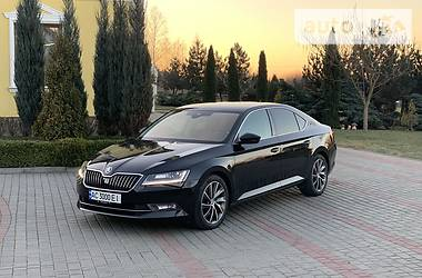 Skoda SuperB New 2016 в Луцке