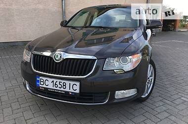 Skoda SuperB New 2009 в Стрые
