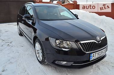 Skoda Superb Elegance 2014