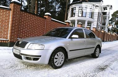 Skoda Superb 2006 в Львове