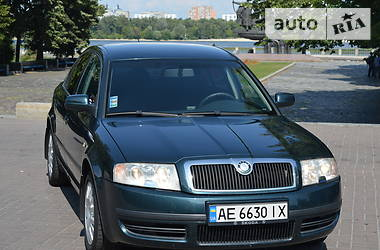 Skoda Superb 2005 в Киеве