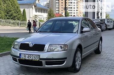 Skoda Superb 2004 в Львові