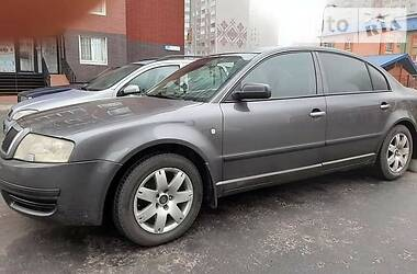 Skoda Superb 2002 в Черновцах