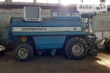 Славутич КЗС 9-1 2009 в Первомайске