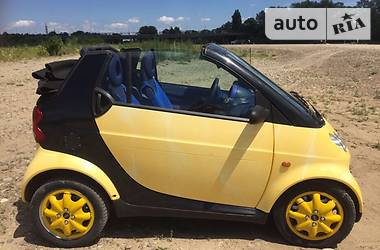 Smart Cabrio 2000 в Стрые