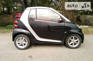 Smart Cabrio 2012 в Киеве