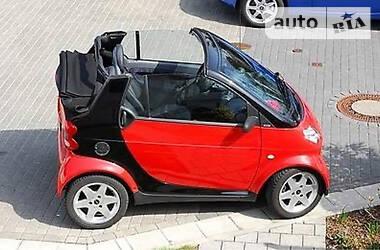 Smart Cabrio 2003 в Харькове