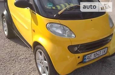 Smart Cabrio 2000 в Каменском