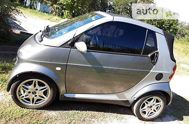 Smart Cabrio 2001 в Запорожье