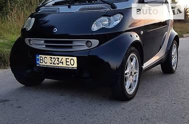 Кабріолет Smart Cabrio 2002 в Львові