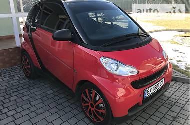 Smart Forfour 2011 в Хмельницком