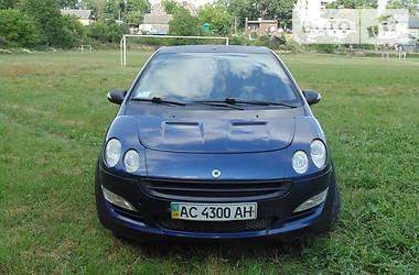 Smart Forfour 2005 в Владимир-Волынском