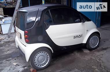 Smart Fortwo ED 2004 в Волновахе