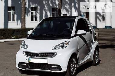 Smart Fortwo mhd 2013