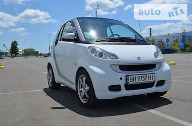 Smart Fortwo passion 0.8cdi full 2011