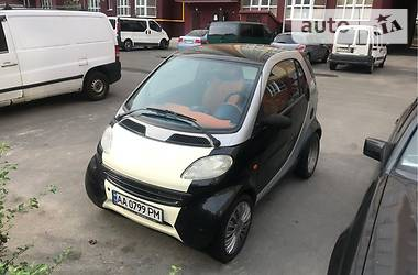Smart Fortwo 2000 в Киеве