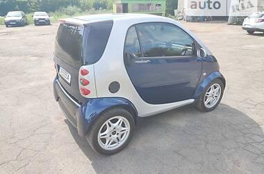 Купе Smart Fortwo 2002 в Мариуполе
