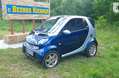 Купе Smart MCC 2002 в Ямполі