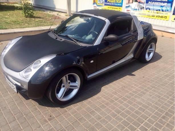 Smart Roadster 2005 года