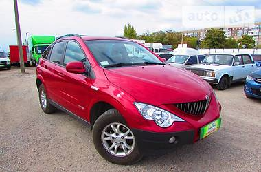 SsangYong Actyon 2010 в Кропивницком