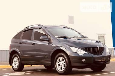 SsangYong Actyon FULL 2012