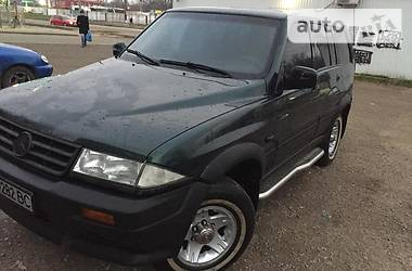 SsangYong Musso  1998