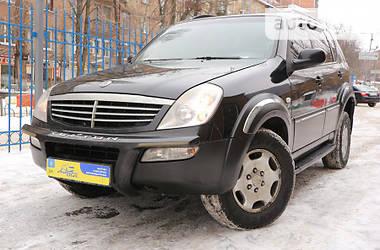 SsangYong Rexton 2007 в Киеве