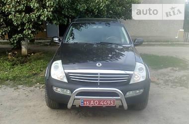 SsangYong Rexton 2005