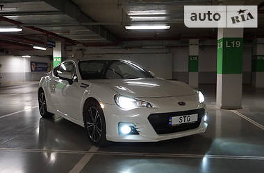 Купе Subaru BRZ 2014 в Львове